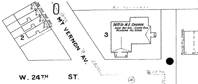 24th Street ME Church, 1901