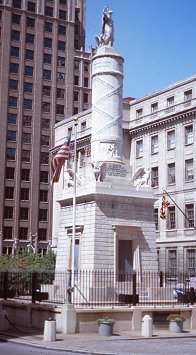 Battle Monument, Image courtesy Jack Breihan