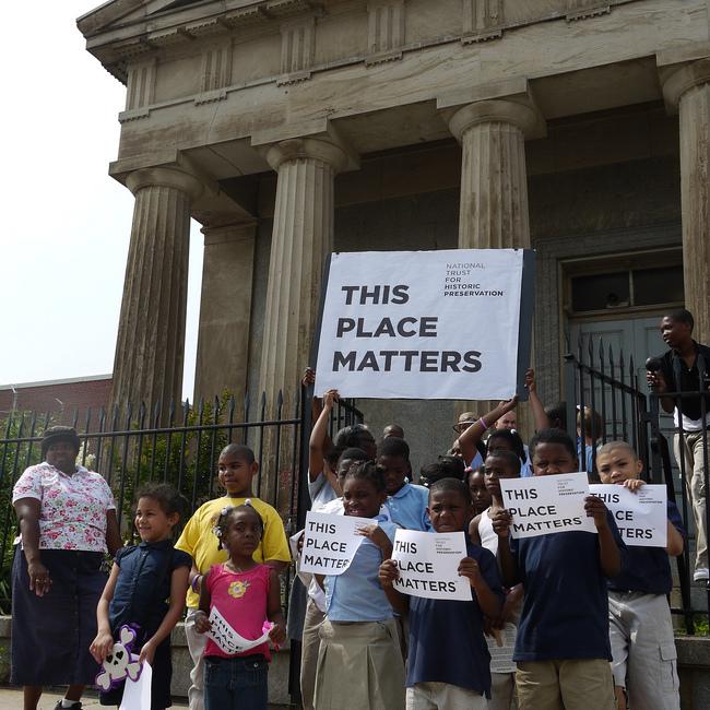 McKim Center, This Place Matters Community Challenge
