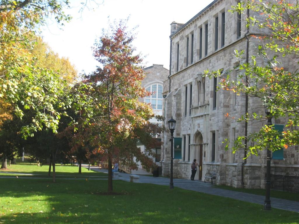 Loyola Tours Maryland