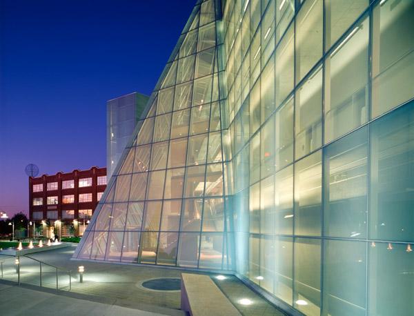 MICA Brown Center, Image courtesy MICA