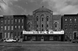 Harlem Theatre, A. A. Bodine. Courtesy Maryland Historical Society, B1617.