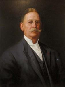 Painting of Thomas Shyrock by Meredith Janvier, c. 1910-20. Image courtesy Maryland State Archives,  MSA SC 1545-1214.