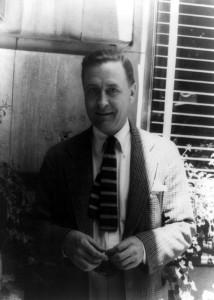 Francis Scott Fitzgerald 1937 June 4
