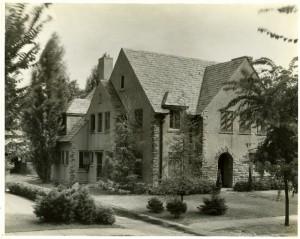 Turnbirdge Avenue, JHU Sheridan Libraries