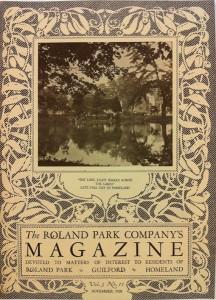 Roland Park Company Magazine