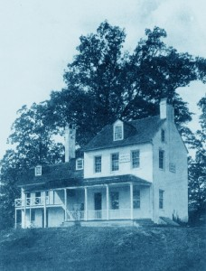 Roland Park Company's Guilford Sales Office, ourtesy the Guilford Association