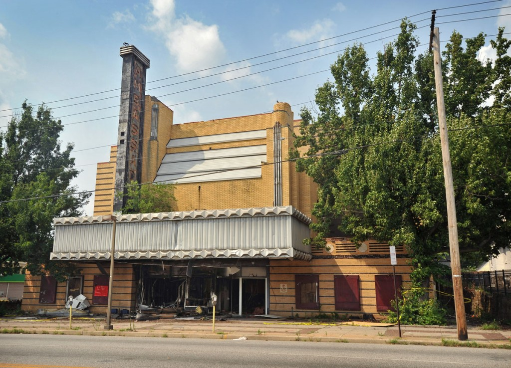 Ambassador Theater, 2012