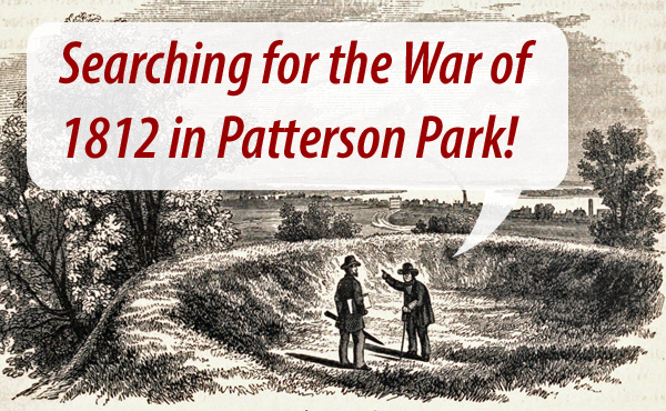 searching for the war of 1812 in patterson park project introduction community meeting. Black Bedroom Furniture Sets. Home Design Ideas