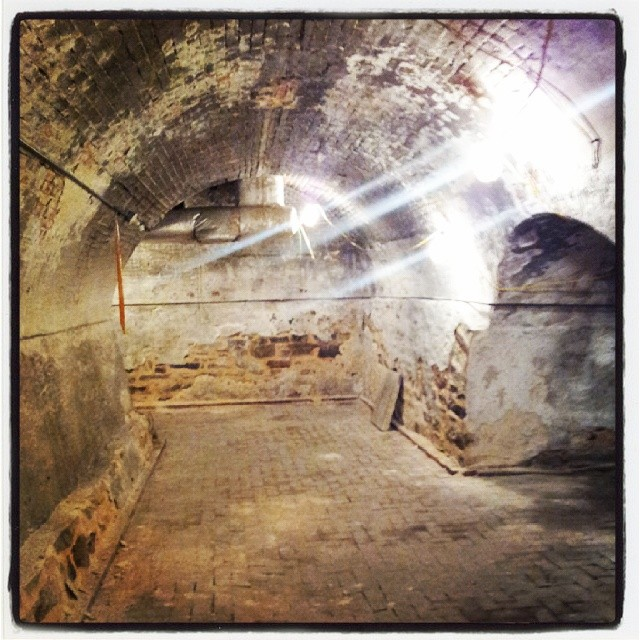 Basement, Washington Monument