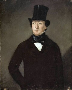 Portrait of Dr. Thomas Edmondson by Richard Caton Woodville, c. 1844. Courtesy Maryland Historical Society, The Dr. Michael and Marie Abrams Memorial Purchase Fund (1984.6).