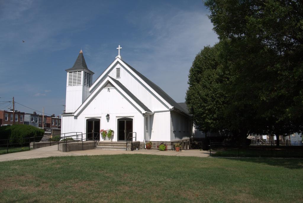 Holy Trinity Church, July 22, 2010.