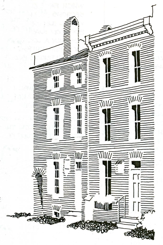 Illustration from Guidelines for Barre Circle Homestead Area.