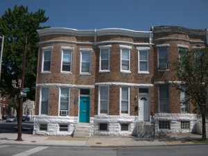 Midtown Edmondson Historic District