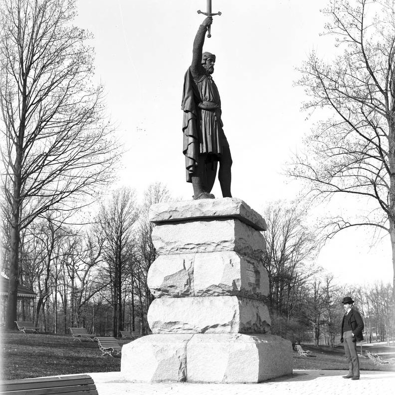 Statue of Sir William Wallace, Druid Hill Park