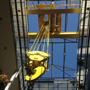 Crane, Clipper Mill