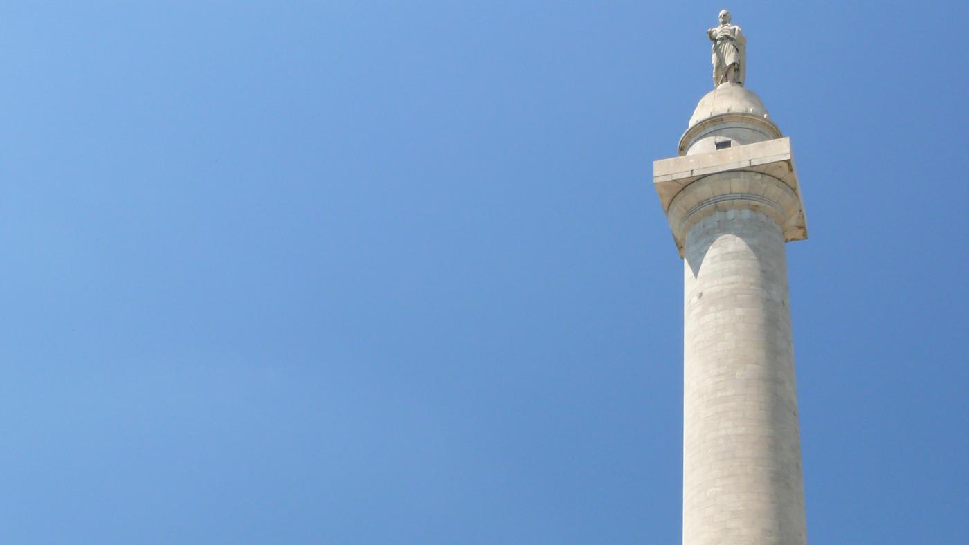 Mount Vernon Place and the Washington Monument: Monumental City Tour