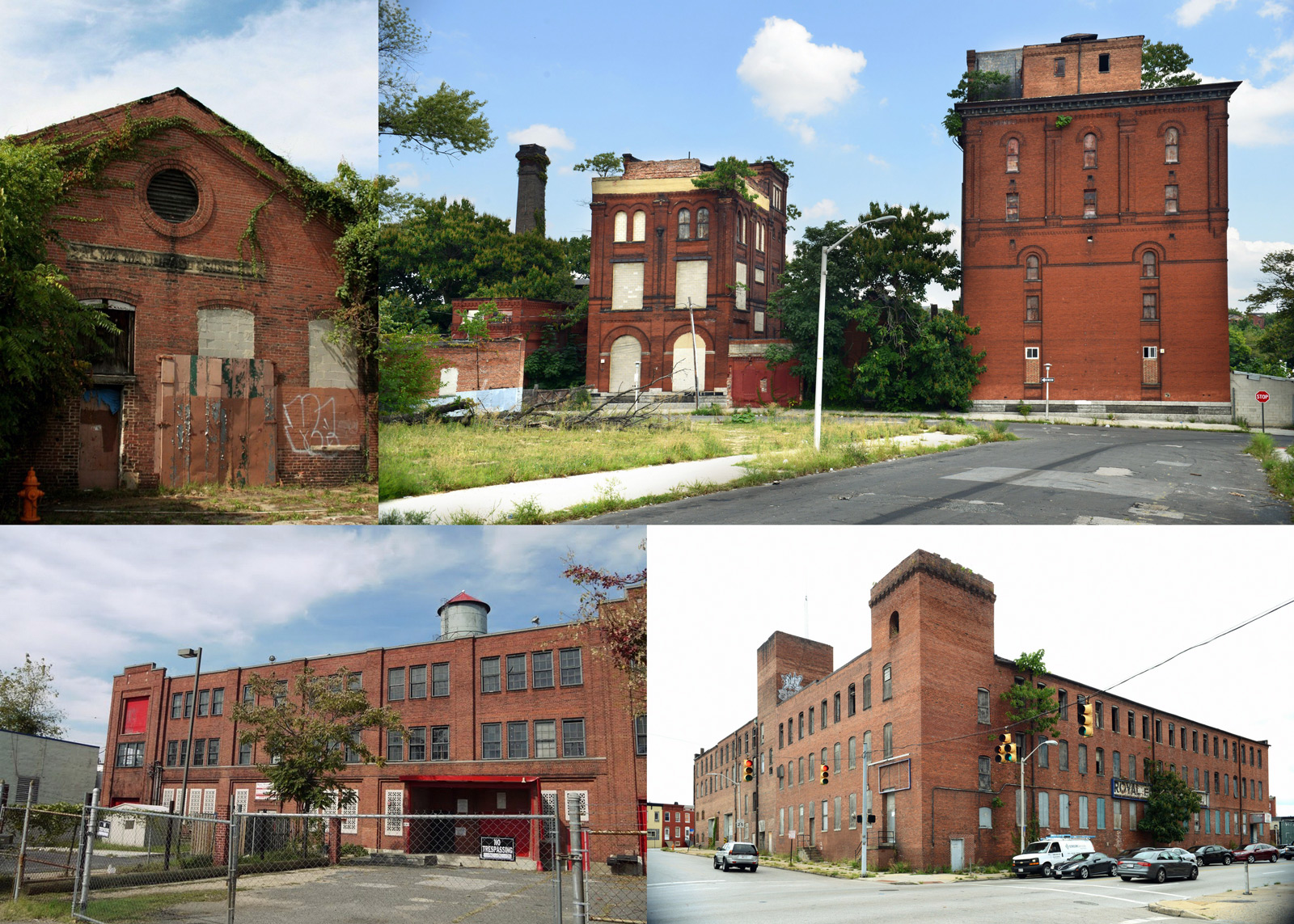 Explore Southwest Baltimore Industrial Opportunities: Bus Tour and ...