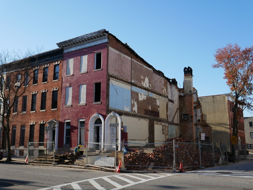 Remembering the story of the Freedom House – Baltimore ...