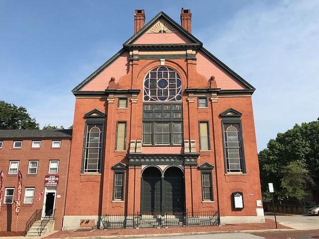 Greater Baltimore Urban League's Orchard Street Church